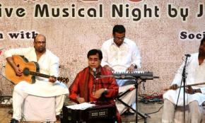 Shaam-e-ghazal-concert