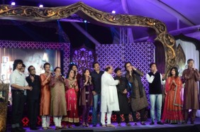Music Industry at a Tribute to Jagjit Singh-the master of his magic