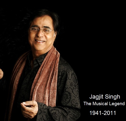 jagjit-singh-Ode to The Musical Legend Rest in Peace